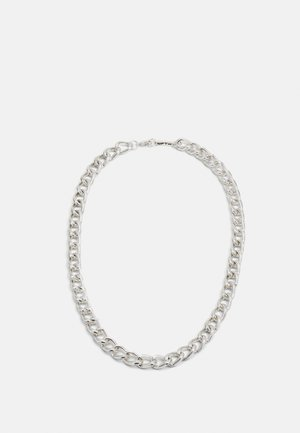 ADDISON NECKLACE - Collana - silver-coloured