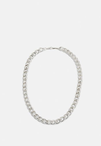 ADDISON NECKLACE - Halsband - silver-coloured