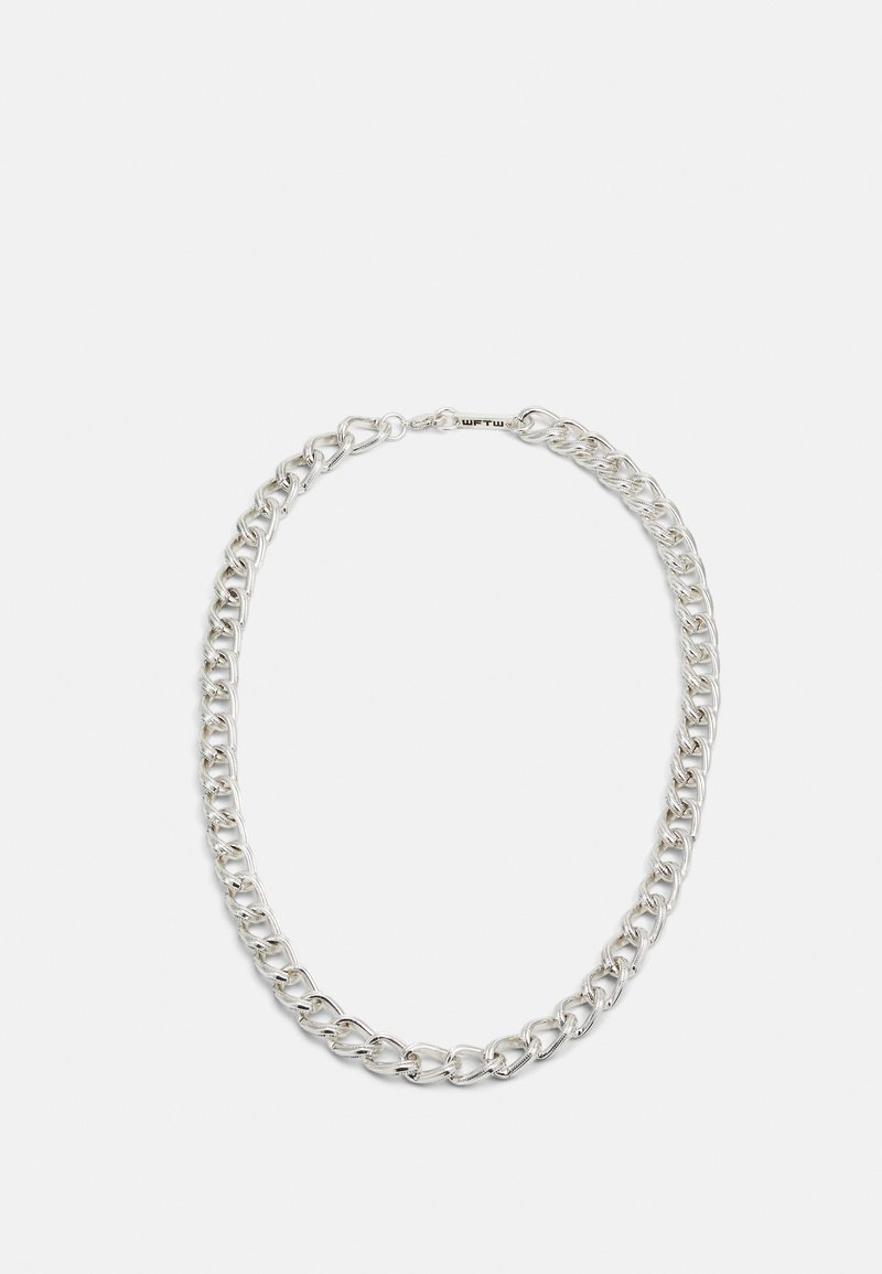 Wild For The Weekend - ADDISON NECKLACE - Necklace - silver-coloured