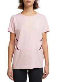 Esprit Sports - Print T-shirt - light pink - 0