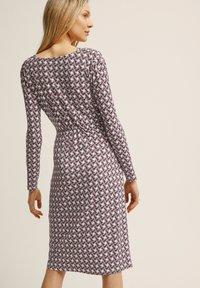 STOCKH LM - Day dress - geo print - 1