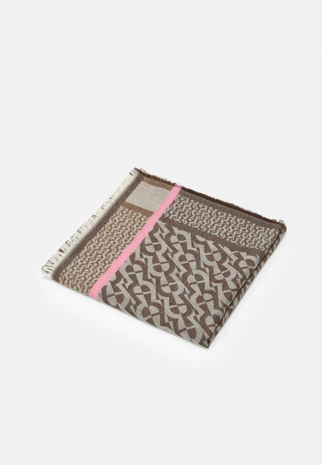 Šátek - jawa brown