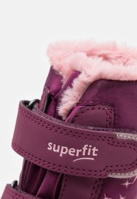 Superfit - CRYSTAL - Winter boots - rot/rosa - 5