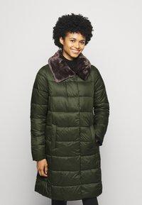 Barbour - TEASEL QUILT - Classic coat - sage - 0