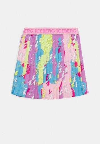 GONNA - A-line skirt - pink
