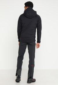 Mammut - RIME - Outdoor jacket - black phantom - 2