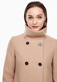 s.Oliver BLACK LABEL - Classic coat - beige - 3