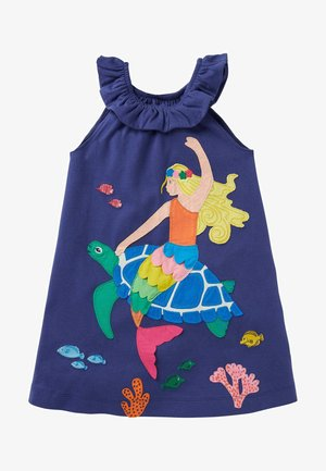 Day dress - segelblau / meerjungfrau