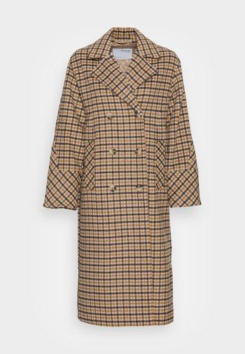 SLFELLEN COAT  - Cappotto classico - sandshell