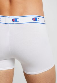 Champion - BOXER LOGO 3 PACK - Pants - white/red/dark blue - 2