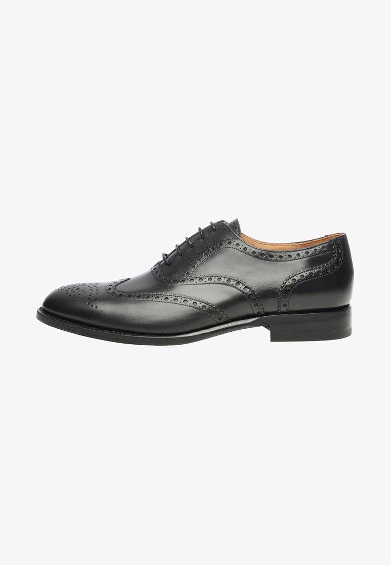 SHOEPASSION - NO. 560 - Smart lace-ups - black
