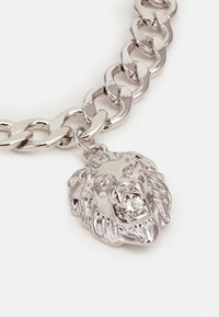 Urban Classics - LION BASIC NECKLACE - Collana - silver-coloured - 2