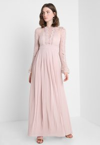 TFNC - ISALIYA MAXI - Occasion wear - new mink - 2