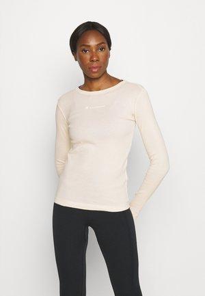 CREWNECK - Långärmad tröja - beige