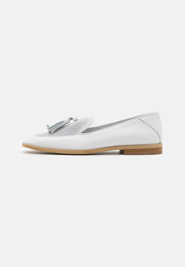 ANITA - Slippers - white