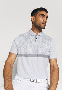 Oakley - HALF LEADER - Polo shirt - lunar rock - 5