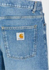 Carhartt WIP - NEWEL - Denim shorts - blue - 3
