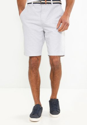 YELL - Shorts - grau