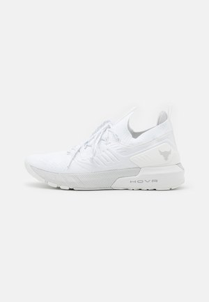 PROJECT ROCK 3 - Sports shoes - white