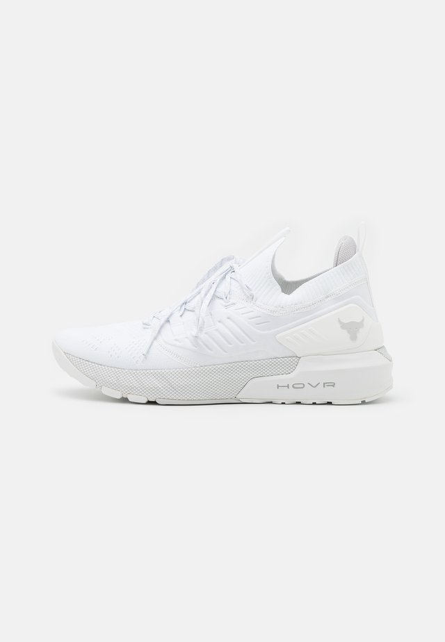 PROJECT ROCK 3 - Sportovní boty - white