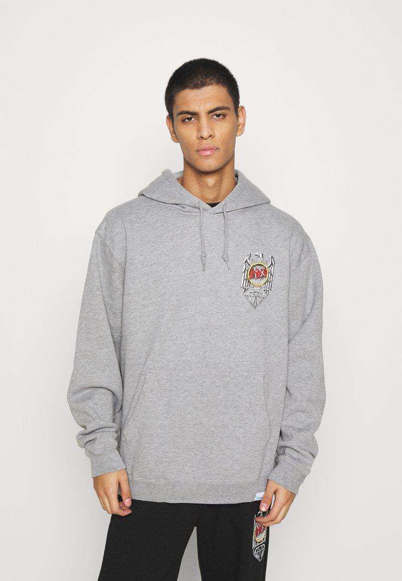 Diamond Supply Co. - BRILLIANT ABYSS HOODIES - Sweatshirt - grey