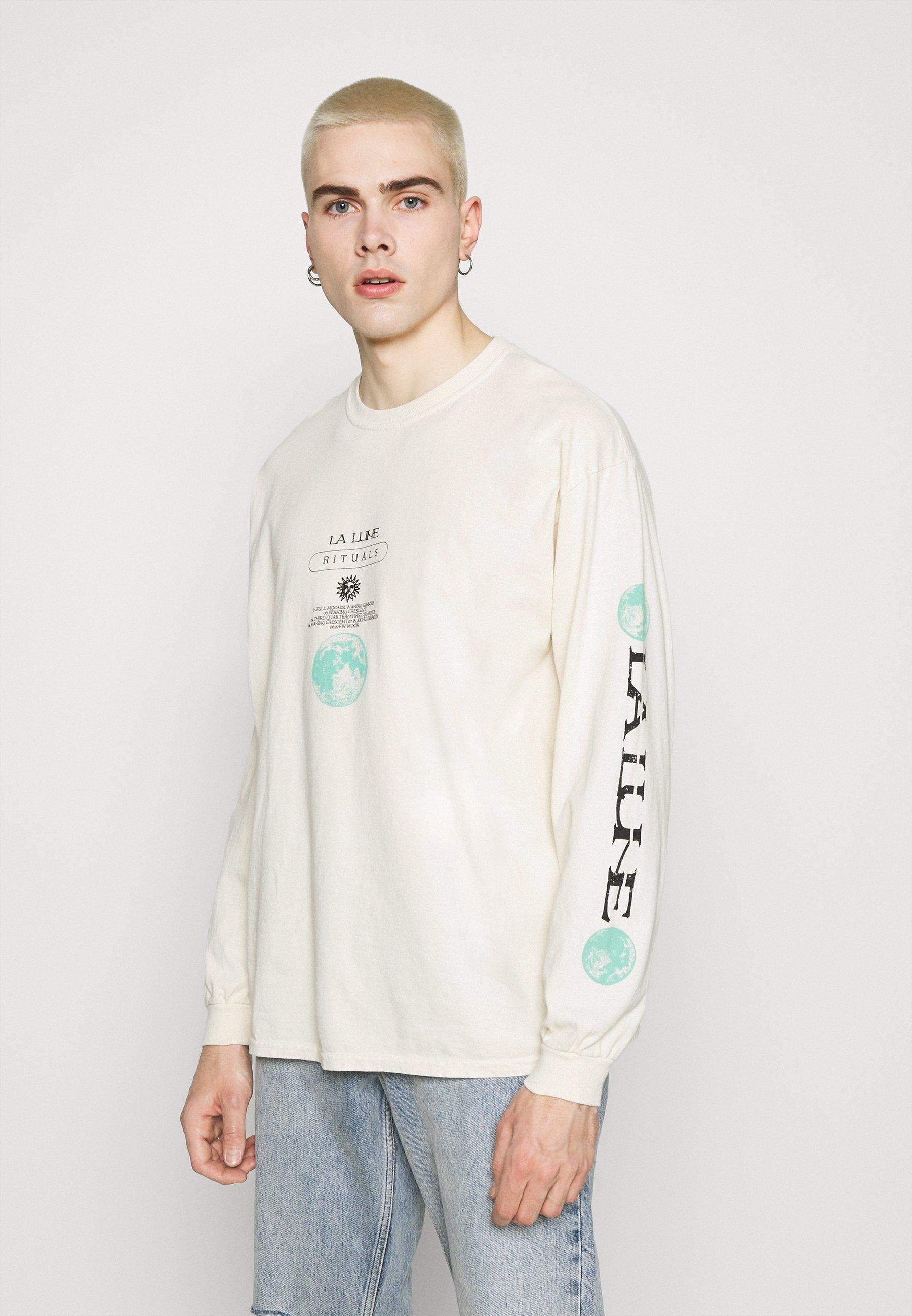Uomo UNISEX LUNA SKATE TEE - Maglietta a manica lunga