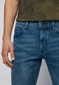 BOSS - Slim fit jeans - dark blue - 3