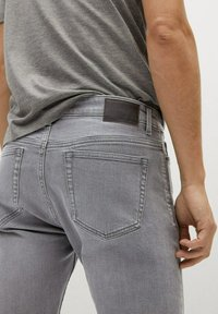 Mango - JUDE - Jeans Skinny Fit - gris denim - 3