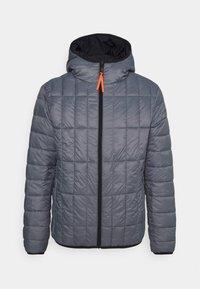 CMP - MAN JACKET FIX HOOD - Outdoor jacket - nero - 2