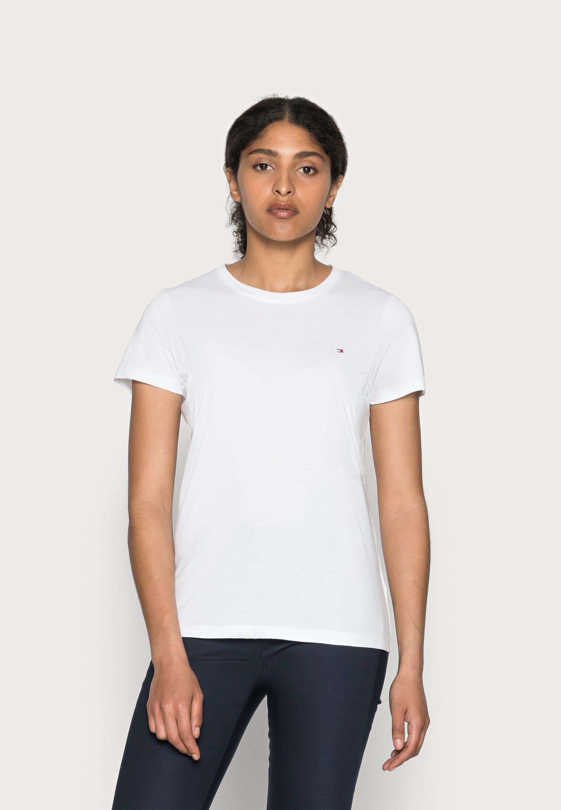 Mujer HERITAGE CREW NECK TEE - Camiseta básica