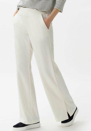 STYLE MAINE - Pantalon classique - off-white