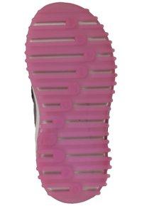 Pepino - Trainers - graphite/grey/pink - 4