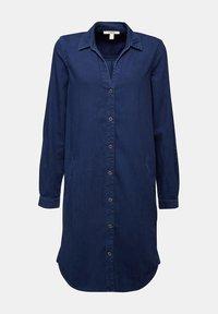 Esprit - Shirt dress - blue dark wash - 9