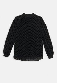 Tory Burch - DEVORE - Long sleeved top - black - 4