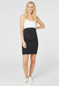 MAMALICIOUS - Pencil skirt - black - 1