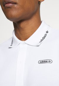 adidas Originals - SUMMER - Polo shirt - white - 5