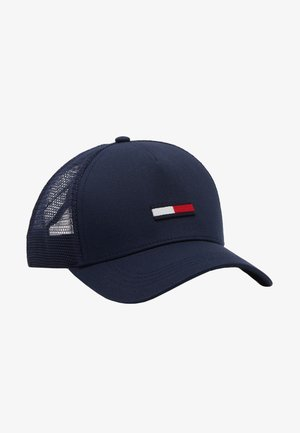 TRUCKER FLAG  - Cap - blue
