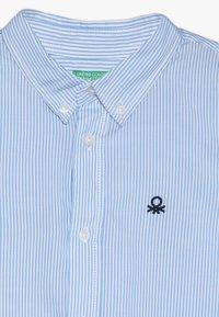 Benetton - Shirt - light blue - 4