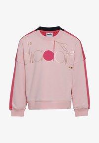 pink peachskin
