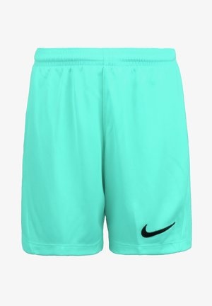 Sports shorts - hyper turquoise / black