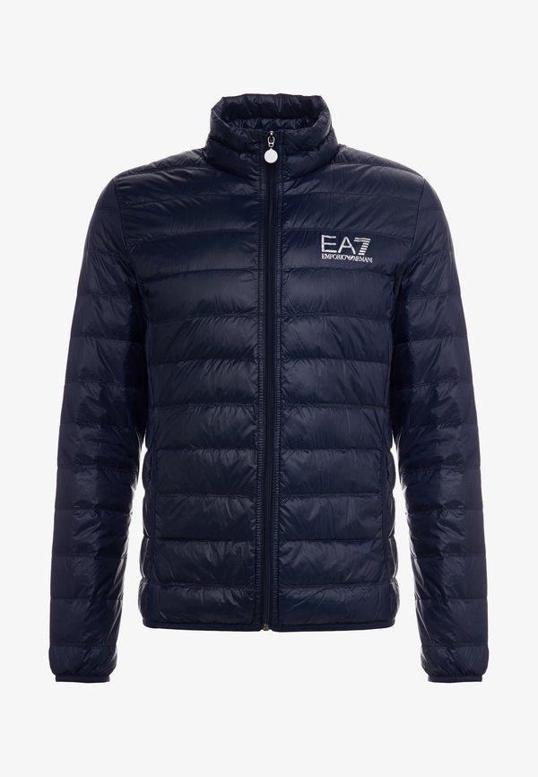 EA7 Emporio Armani Kurtka puchowa - dark blue/granatowy Odzież Męska YEXF