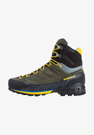 Mountain shoes - iguana-freesia