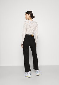Monki - BARB - Long sleeved top - sand - 2