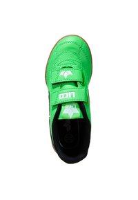 LICO - BERNIE - Sports shoes - grün/marine/weiß - 4