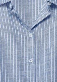 Street One - Button-down blouse - blau - 4