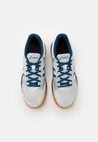ASICS - GEL-ROCKET 9 - Volleyballsko - glacier grey/mako blue - 3