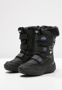 LICO - MARY  - Winter boots - schwarz/lila - 2