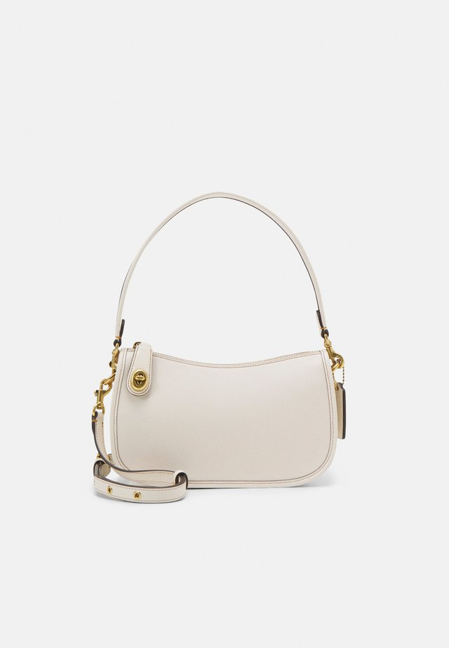 SWINGER - Handbag - chalk