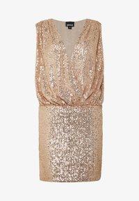 Just Cavalli - DRESS - Cocktail dress / Party dress - gold - 4