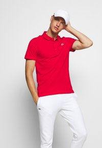 Lacoste Sport - CLASSIC KURZARM - Polo - red - 0